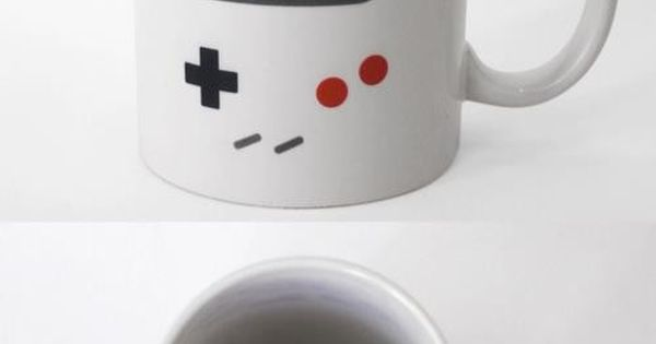 Gameboy Coffe Mug