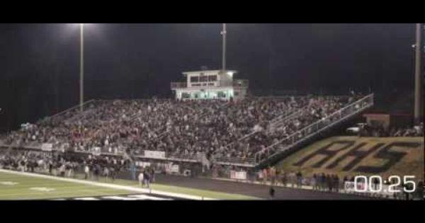 The Greatest Five Hours In The History Of Ridgeland High School Youtube High School Fun High School High School Football Games