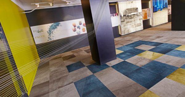 Go Organic With Dye Lab Carpet Tiles By Shaw Contract Carpet Tiles Carpet Tiles Design Types Of Carpet