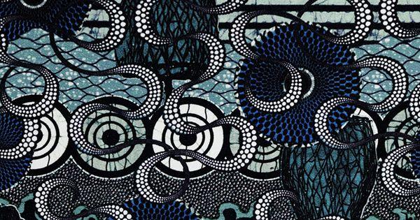 Tissu meltingpot jean paul gaultier leli vre design - Tapisserie bleu canard ...