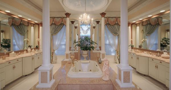 Beautiful master bathroom bathrooms showers spas i for Beautiful master bedrooms and bathrooms