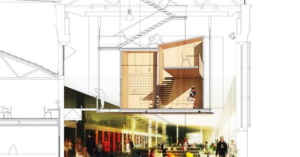 Hic arquitectura gerardo p rez de amezaga mercado - Escuela de arquitectura de barcelona ...