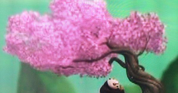 Cherry Blossom Tree from Kung Fu Panda. Tattoo inspiration ...