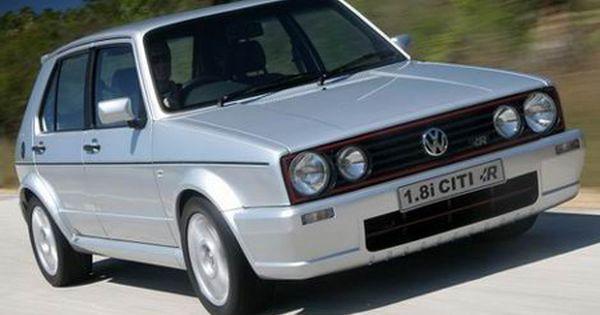 2006 Volkswagen Citigolf R Volkswagen Volkswagen Golf Mk1 Volkswagen Gti