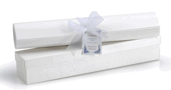 Lavender Scented Embossed Drawer Liners White Yes