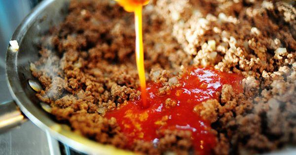 Sixteen Minute Beef and Bean Burritos | Recipe | Bean ...