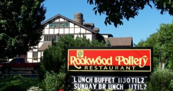 Rookwood Pottery Coolest Ambiance Of