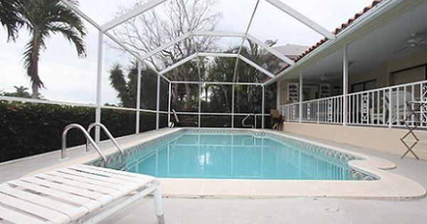 Naples Pool Enclosure Screen Repair Pool Rescreening Pool Enclosures Screen Repair Pool