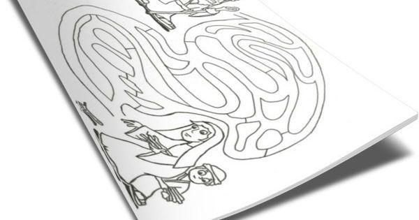 Elijah Coloring Page   Kids - Elijah & Elisha   Pinterest