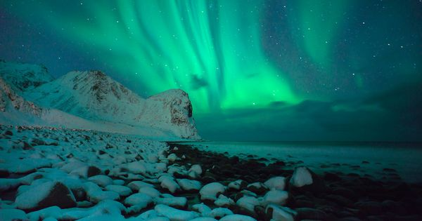 The Frozen North by Chris Burkard via SURFER Magazine... i MUST see