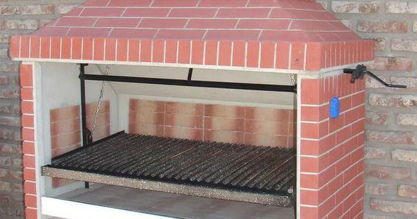 Barbacoa barbacoas y cocinas exteriores pinterest - Disenos de barbacoas exteriores ...