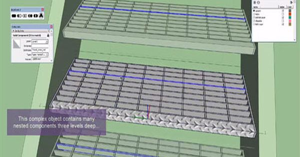 Booltool Plugin Of Sketchup Allows Designers To Add Nuanced Detail