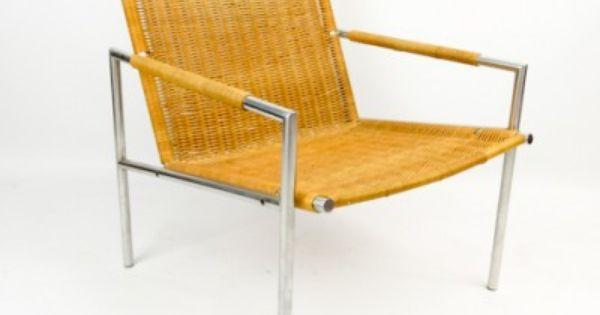 Martin Visser Sz01 Lounge Chair By For Spectrum 1960s Chair Vintage Furniture Design Chair Design