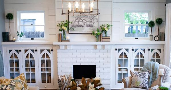 Fixer Upper Kitchens, Living And Dining Rooms {21 ...