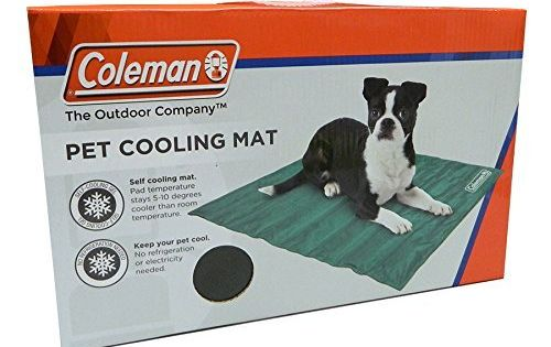 Coleman Pet Cooling Mat Baby Blue Large 24 X 30 Inch Continue