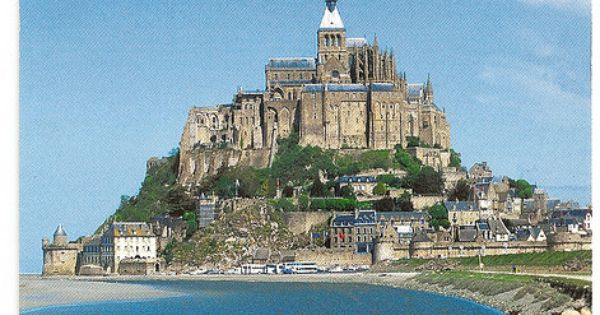 FRANCE Mont Saint Michel**. This place was amazing!
