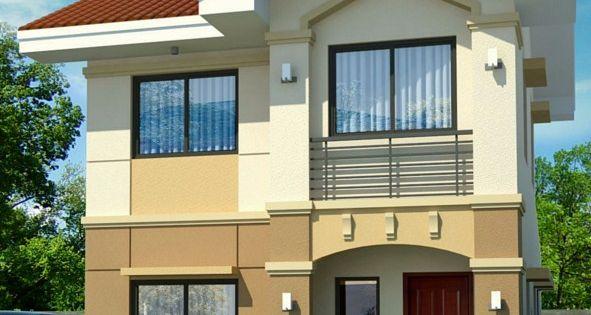 Fachadas modernas de dos plantas fachadas casa for Fachadas de casas modernas en honduras