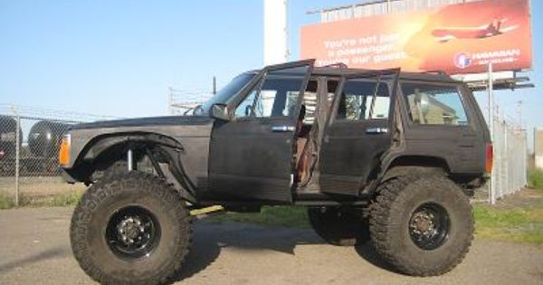 Custom Xj Off Road Xj On 1 Ton Axles 4 Sale Pirate4x4 Com 4x4 And Off Road Forum Trailers For Sale Jeep Axle