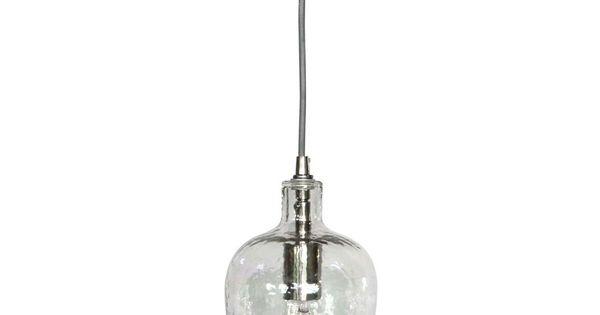 Shop Allen Roth 3 Light Vallymede Brushed Nickel: Shop Allen + Roth 6-in W Brushed Nickel Mini Pendant Light