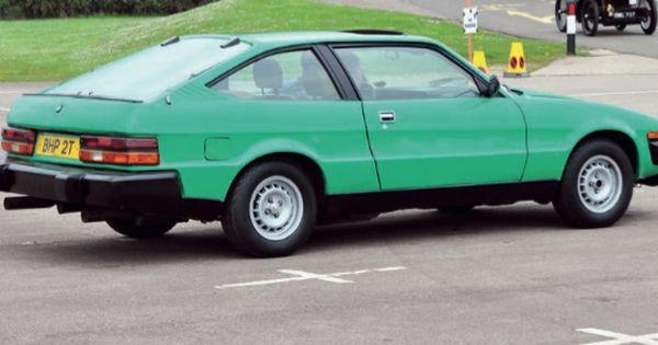 Triumph Tr7 Lynx 2 2 Fastback Prototype Triumph Cars Triumph