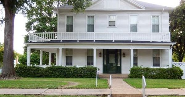 Updated Historic Home On Corner Lot - Palestine, Texas ...