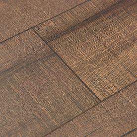 Cali Bamboo 7 In Driftwood Smooth Traditional Cork Hardwood Flooring 21 75 Sq Ft Engineered Hardwood Flooring Faux Wood Flooring Hardwood Floors