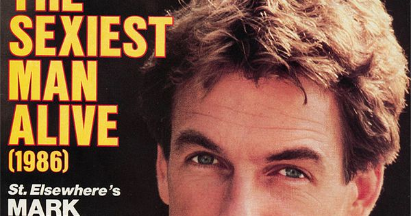 People magazine january 27 1986 the sexiest man alive for How did mark harmon meet pam dawber