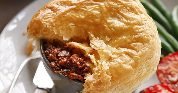 Pot pies, Red wines and Beef on Pinterest