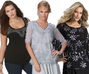 Plus Size Beaded Tops Dressy Tops Dressy Tops For Wedding Plus Size Formal