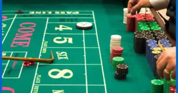 become professional craps player