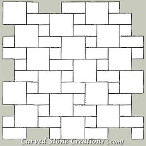 Pattern Composition 4x4 14 4x8 29 8x8 57 Or 6x6 14 6x12 29 12x12 57 Or 8x8 14 Tile Patterns Paver Patterns Tile Remodel