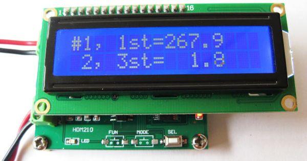 Free Shipping Hdm210 Harmonic Distortion Analyzer Ac Power Harmonic Analyzer 10hz 1khz Distortionanalyer