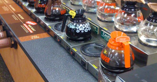 The Wawa Coffee Bar Looked Like This When I Was A Kid