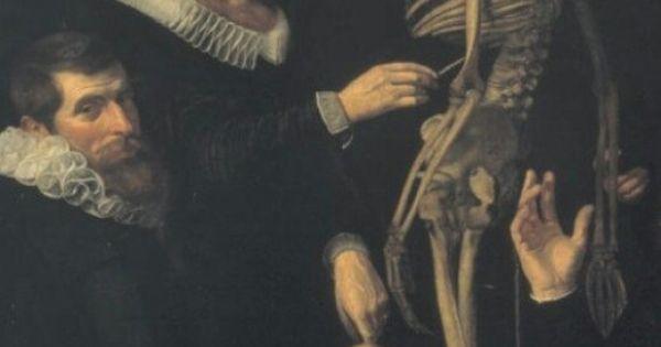 The Anatomy Lesson Of Dr Joan Deyman