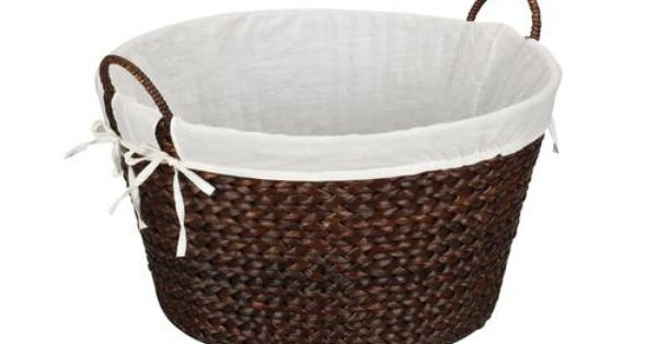 Woven Basket Bed Bath And Beyond :