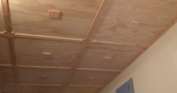 Don Oystryk Removable Panel And Batten Basement Ceiling