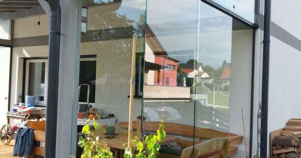 projekte von fenster t ren und winterg rten aus ganz sterreich windschutz glas und terrasse. Black Bedroom Furniture Sets. Home Design Ideas