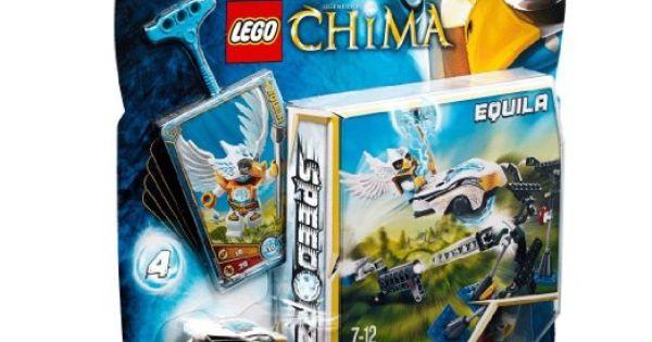 Game Toys To Practice : Amazon lego legends of chima speedorz target practice