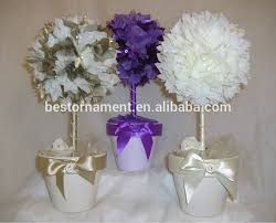 Resultado De Imagen Para Bricolaje Manualidades Topiary Decor Table Centerpiece Decorations Backdrops For Parties