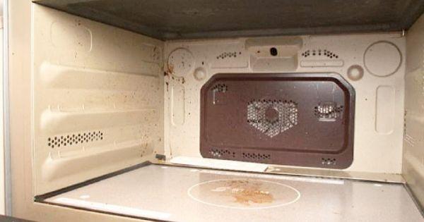 家事えもんの得する掃除術 電子レンジの油汚れと焦げつきは秘密
