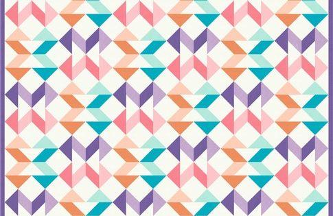 Tangled Twist Designed By Robert Kaufman Fabrics Features