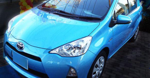 Toyota トヨタ Aqua アクア のお勧めオプションは 車