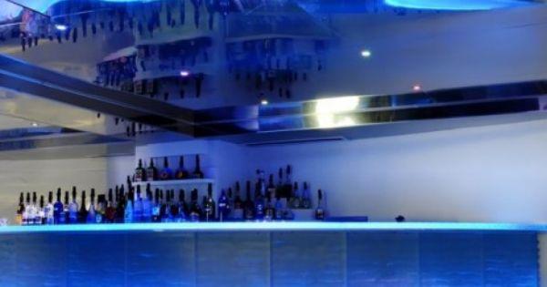 Bar Design Tribe Hyperclub By Paolo Viera Nightclublounge - Bar design tribe hyperclub by paolo viera