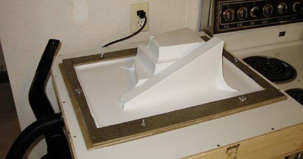 Build Your Own Vacuum Form Machine Vacuum Forming Build