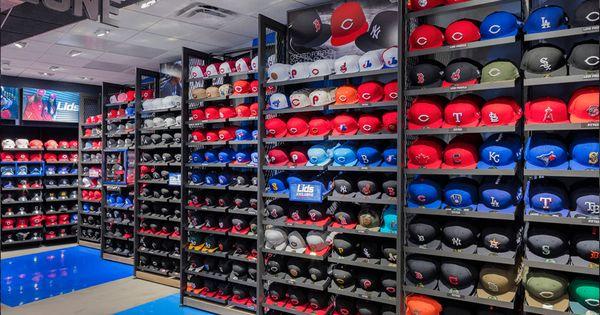 Lids Sports Group Retail Displays Retail Display Accessories Display Cap Store