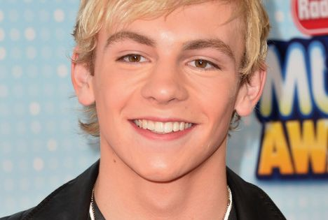 Singer/actor Ross Lynch arrives to the 2013 Radio Disney Music Awards at