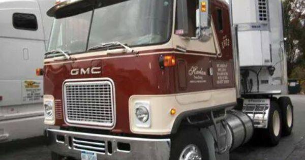 Harlan Trucking Michigan 72 Astro Gmc One Man Operation Nice Older
