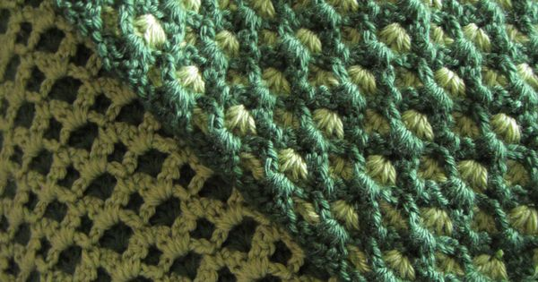 Two Sided Crochet Baby Afghan Http Www Ravelry Com