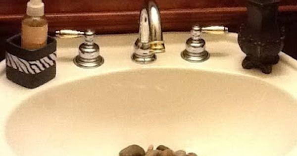 bathroom sink decor spa decor