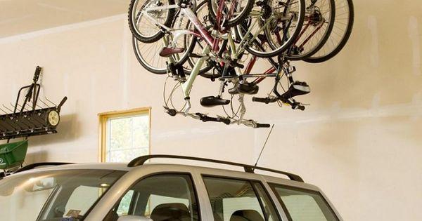 20 brillantes id es de rangement pour rendre votre garage - Idee de rangement pour garage ...
